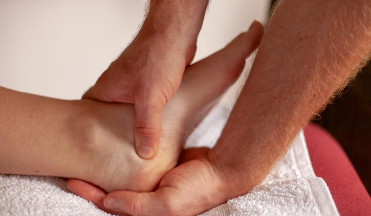 Fußmassage 1