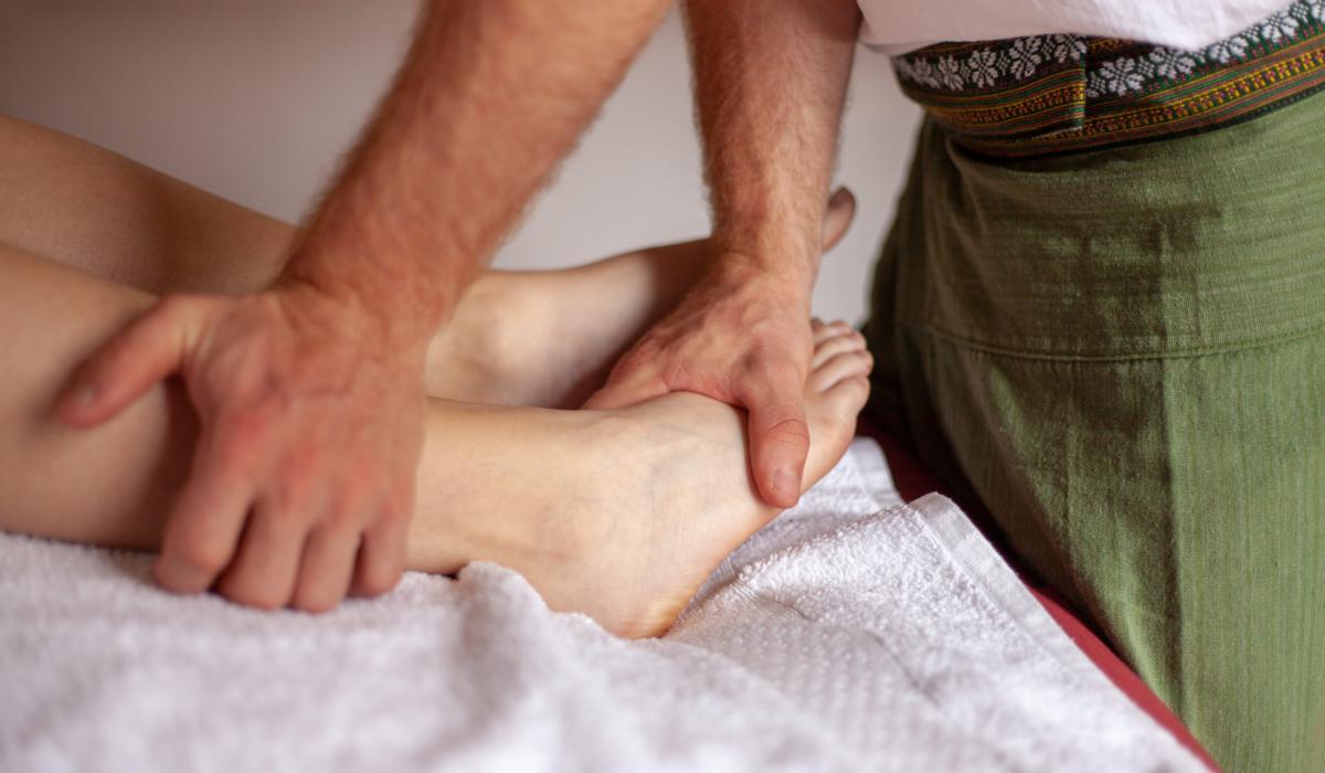 Fußmassage 3